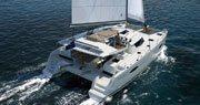 Catamaran Prive Bateau tres luxueux Charter